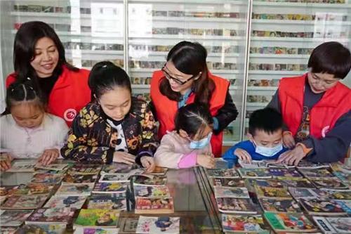 重庆市万州区图书馆连环画专题阅览室正式对外开放